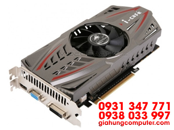 VGA Colorful GTX750Ti-2GD5 Cũ BH 6/2020